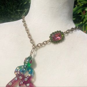 Betsey Johnson Jewelry - Betsey Johnson Rio snake necklace